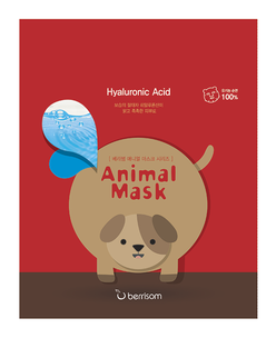 Тканевая маска - Animal Mask Hyaluronic Acid