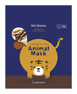 Тканевая маска - Animal Mask Red Ginseng