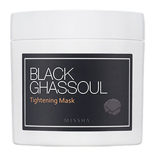 Маска - Black Ghassoul Tightening Mask