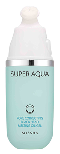 Гель - Super Aqua Pore Correcting Blackhead Melting Oil Gel