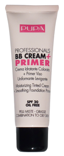 BB крем - BB Cream + Primer For Combination To Oily Skin