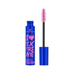 Тушь для ресниц - I Love Extreme Volume Waterproof Mascara