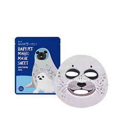 Тканевая маска - Baby Pet Magic Mask Sheet Whitening Seal