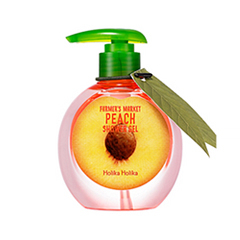 Гель для душа - Farmer's Market Peach Shower Gel
