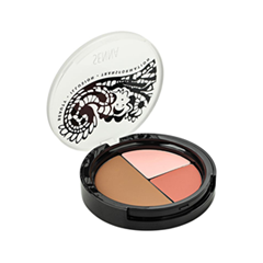 Для лица - Набор для придания румянца Slipcover Blush Contour Trio Kit