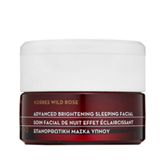 Ночной уход - Wild Rose Advanced Repair Sleeping Facial