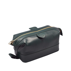 Косметички - Gentleman`s Wash Bag Green