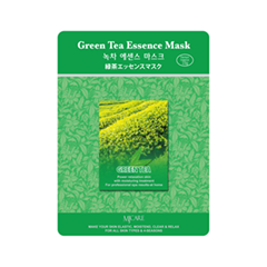 Тканевая маска - Green Tea Essence Mask