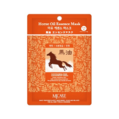 Тканевая маска - Horse Oil Essence Mask