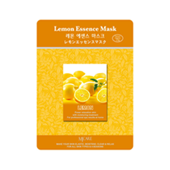 Тканевая маска - Lemon Essence Mask