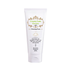Пенка - Creamy Latte Greentea Cleansing Foam
