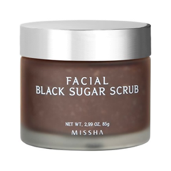 Скраб - Facial Black Sugar Scrub