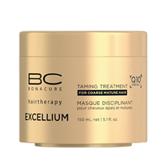 Маска - Excellium Taming Q10+ Omega 3 Treatment