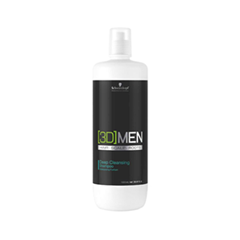 Шампунь - [3D]MEN Deep Cleansing Shampoo