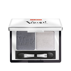Тени для век - Vamp! Compact Duo Eyeshadow