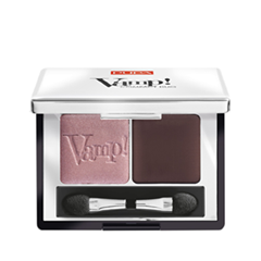 Тени для век - Vamp! Compact Duo Eyeshadow 002
