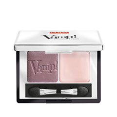 Тени для век - Vamp! Compact Duo Eyeshadow 003