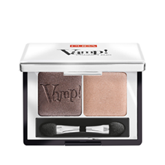 Тени для век - Vamp! Compact Duo Eyeshadow 004