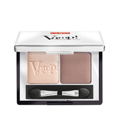 Тени для век - Vamp! Compact Duo Eyeshadow 005
