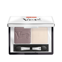 Тени для век - Vamp! Compact Duo Eyeshadow 006