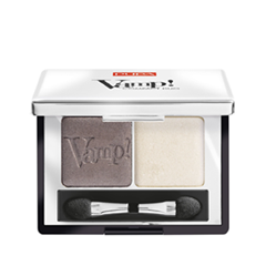 Тени для век - Vamp! Compact Duo Eyeshadow 008