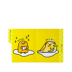 Маска - Gudetama Lazy&Easy All Kill Mask Sheet