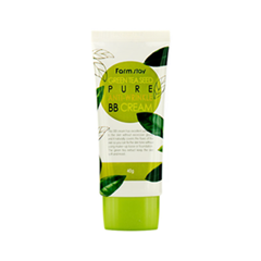BB крем - Green Tea Seed Pure Anti-Wrinkle BB Cream