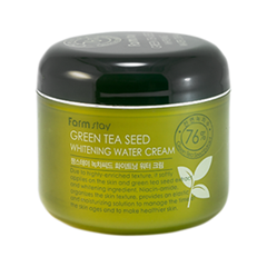 Крем - Green Tea Seed Whitening Water Cream