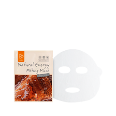 Тканевая маска - Natural Energy Fitting Mask Royal Jelly