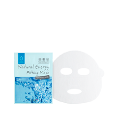 Тканевая маска - Natural Energy Fitting Mask Hyaluronic Acid