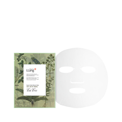 Тканевая маска - Organic Cotton Blossom Mask Tea Tree