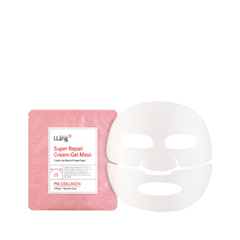 Гидрогелевая маска - Super Repair Cream-gel Mask Pig Collagen