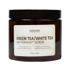Скрабы и пилинги - Green Tea/White Tea Antioxidant Scrub
