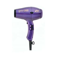 Фен - Parlux 3500 Supercompact Ceramic Ionic Violet