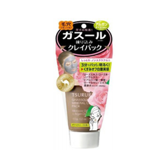 Маска - Tsururi Ghassoul Mineral Clay Pack Rose Moist