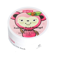 Патчи для глаз - Fashiony Pearl Hydrogel Eye Patch