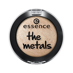 Тени для век - The Metals Eyeshadow 01
