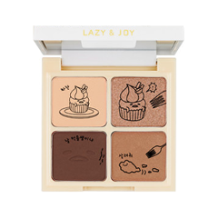 Тени для век - Gudetama Eye Shadow Kit