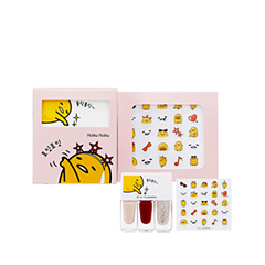 Ногти - Набор Gudetama Party-up Nail Kit