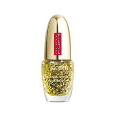 Топы - Golden Foil Gold Leaf Effect Top Coat Red Queen 2017 Collection