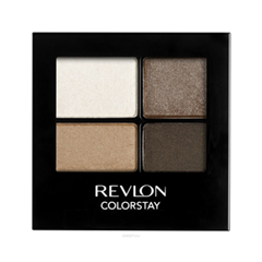 Тени для век - ColorStay™ 16-Hour Eye Shadow Quad 555