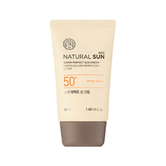 Защита от солнца - Natural Sun Eco Super Perfect Sun Cream SPF50+ PA+++