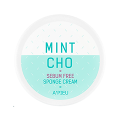 Акне - Mint Cho Sebum Free Sponge Cream