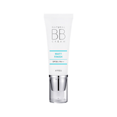 BB крем - Natural Matt Finish BB Cream SPF38 PA++