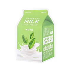 Маска - Green Tea Milk One-Pack
