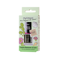 Уход за кутикулой - MyLimoni Cuticle Remover & Care