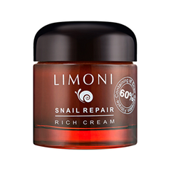 Крем - Snail Repair Rich Cream