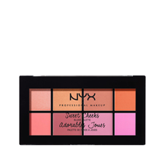 Румяна - Sweet Cheeks Blush Palette