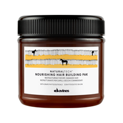 Маска - NaturalTech Nourishing Hair Building Pak