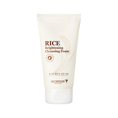 Пенка - Rice Brightening Cleansing Foam